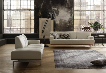 toscaa | strong leather: bianco