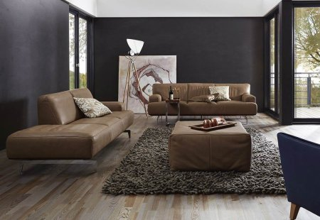 toscaa | supersoft leather: fango